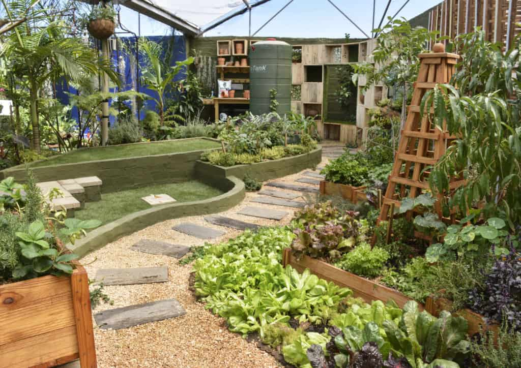 2018 Lifestyle Garden Design Show - 10 February to end May ... on Backyard Patio Layout id=29161