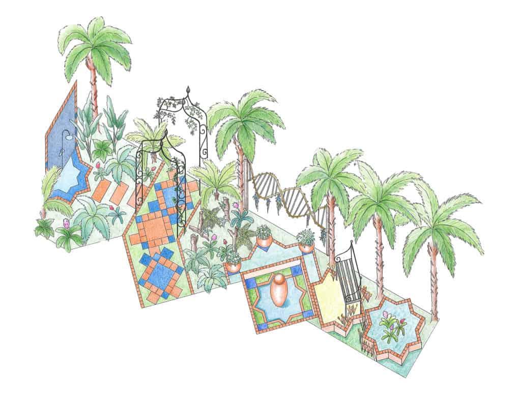 Calendar Garden Design : Lifestyle garden design show february to end may
