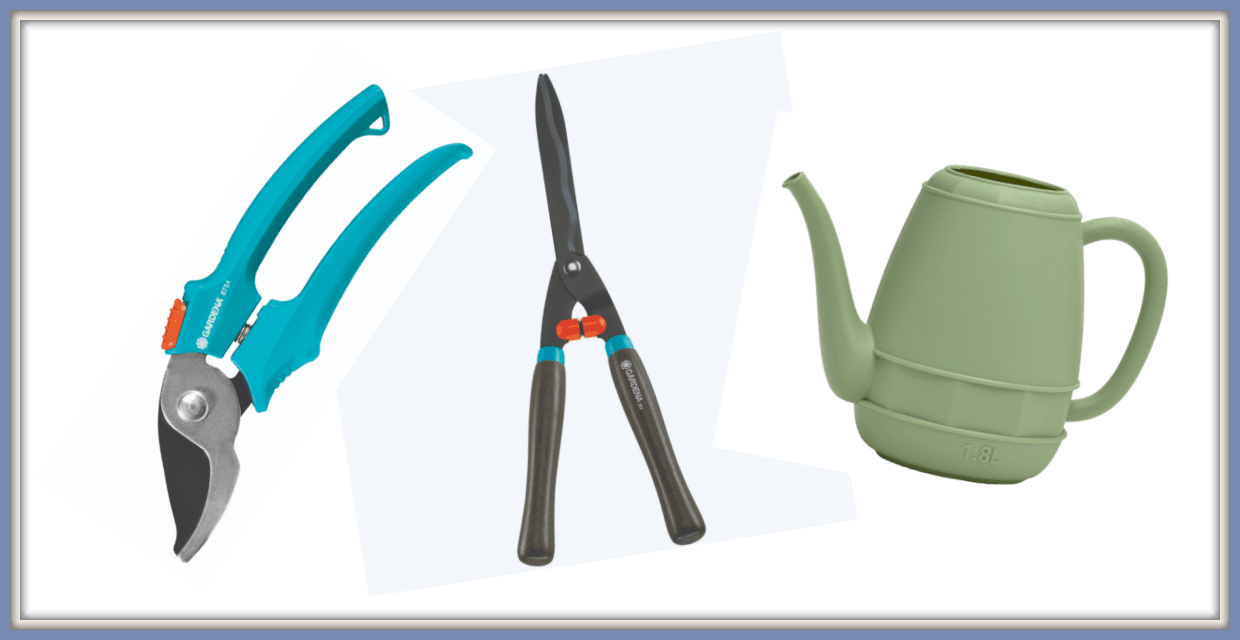 mica hardware tools maintenance hardscaping landscaping lifestyle home garden watering can loppers saceteurs